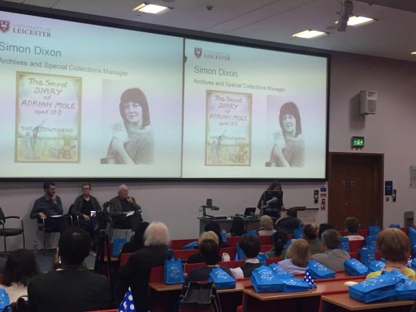 Simon Dixon, Caroline Holden Hotopf, Geoffrey Strachan and Bridget Blair