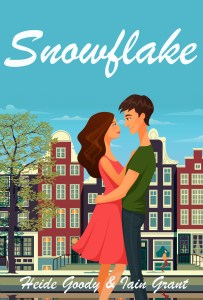 book cover for Snowflake