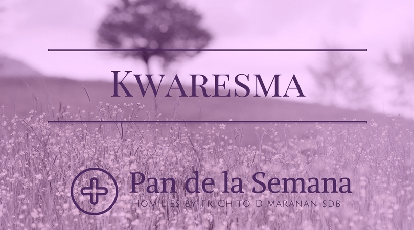 Pan de la Semana in Lent