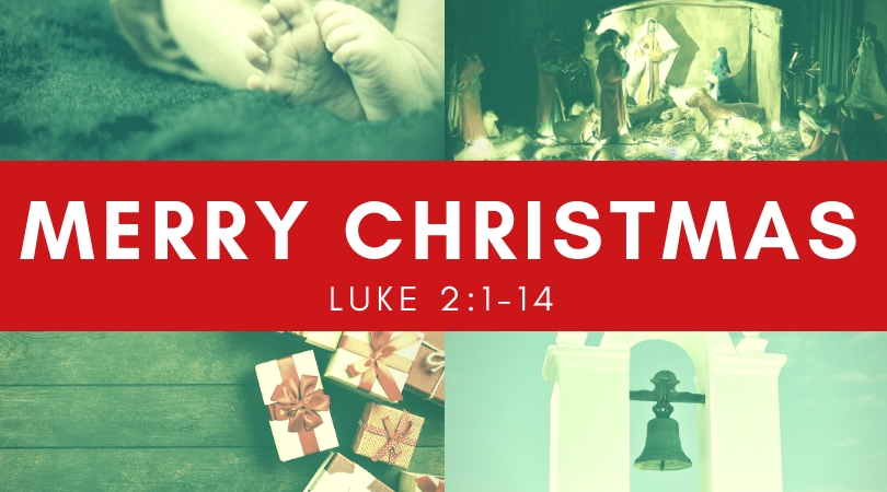Gospel Christmas Luke 2:1-14