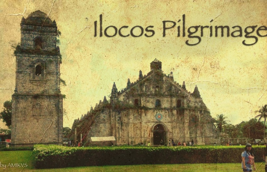 Paoay Church Ilocos Norte