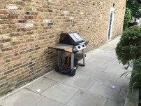 Free Street BBQ, some repair probably necessary