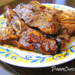 Galbi (갈비Korean BBQ Beef Short Ribs)