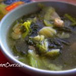 Pickled Mustard Green Soup with Pork