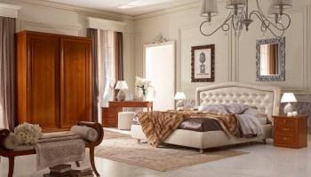 Camera da letto Portofino bianca – Pignoloni