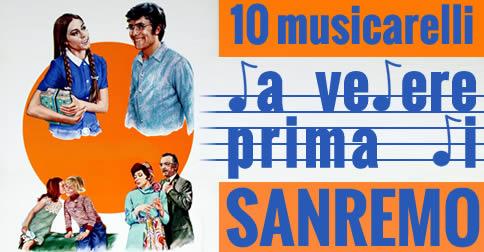 10 musicarelli da vedere prima di Sanremo