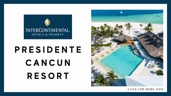 family vacation packages - Cancun-Mexico