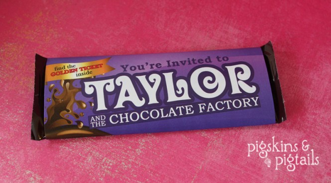 Charlie And The Chocolate Factory Golden Ticket Wrer