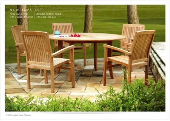Teak garden furniture, wholesale reclaimed teak furniture exporter, Indonesia teak wood furniture