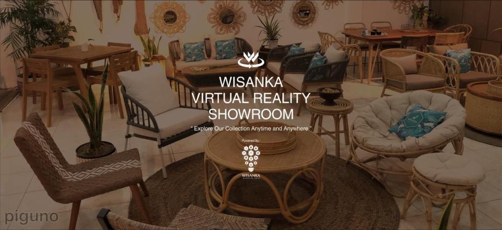 Wisanka Virtual Showroom