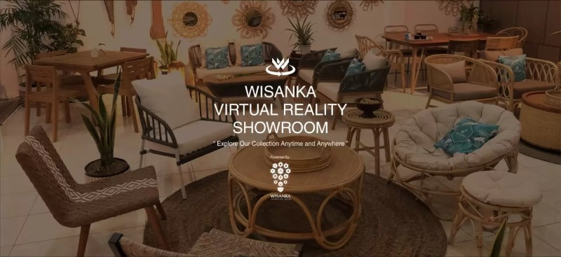 Wisanka Virtual Showroom