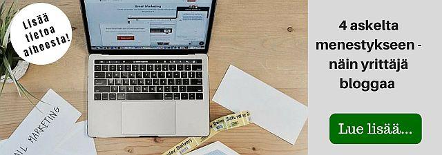 Lisää tietoa aiheesta - yritysblogi