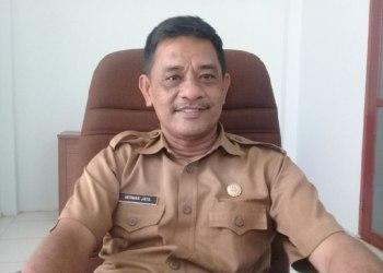 Kadis PU Barru Herman Jaya (foto: Fandy/PIJAR)