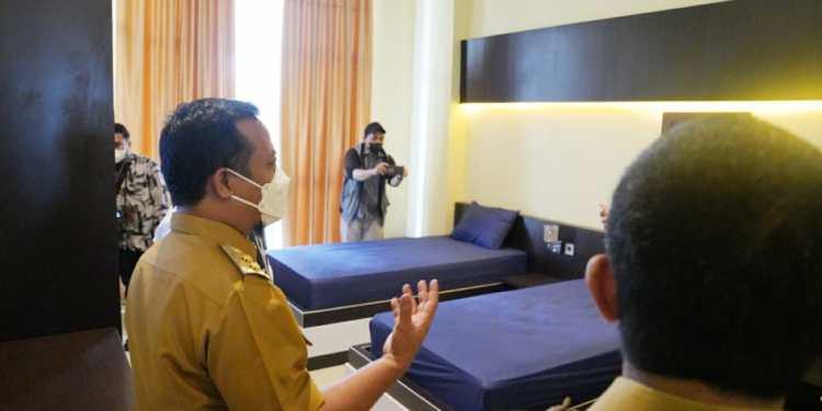 Plt Gubernur Sulsel, Andi Sudirman Sulaiman melaunching FIT Provinsi Sulsel