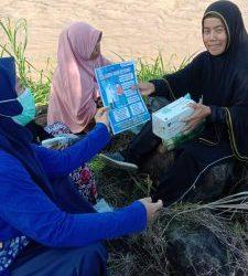 Persatuan Ahli Farmasi Indonesia (PAFI) Cabang Enrekang menggelar sosialisasi dan edukasi pentingnya vaksinasi Covid-19 ke masyarakat