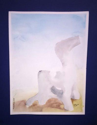 Caballo de piedra