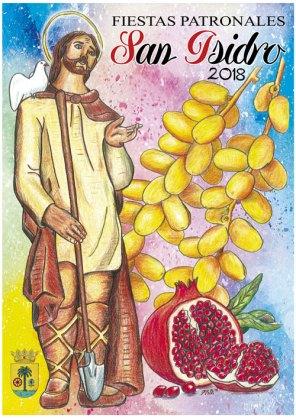 Portada libro Fiestas Patronales San Isidro 2018