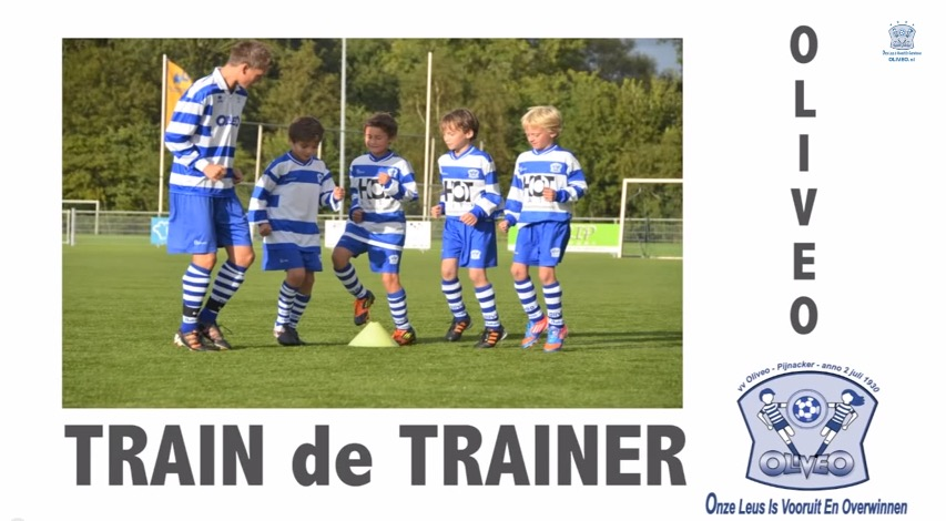 Train the Trainer video series for soccer trainers