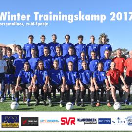 OLIVEO Winter Trainingskamp Spanje 2017