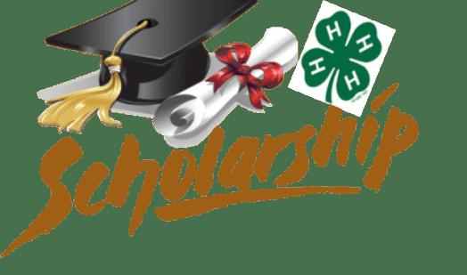 4-H Scholarships