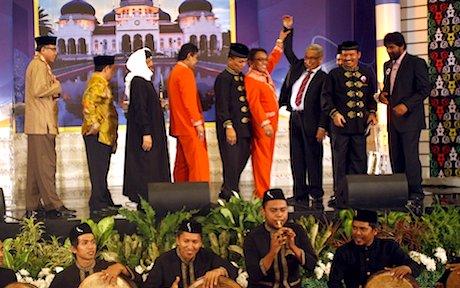 Debat Kandidat Calon Gubernur Aceh