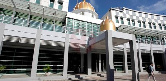 Kantor Kemenag Aceh (PM/Oviyandi Emnur)