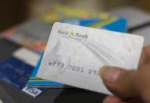 Kartu ATM bank Aceh. (Foto PM/freebiespic.com)