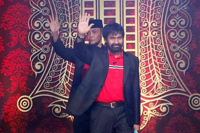 Muzakir Manaf dan TA Khalid (PM/Oviyandi Emnur)