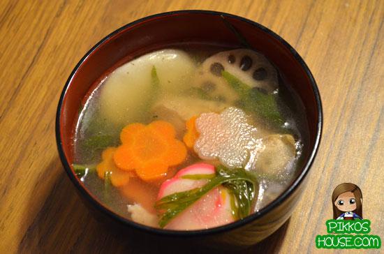 Ozoni Soup