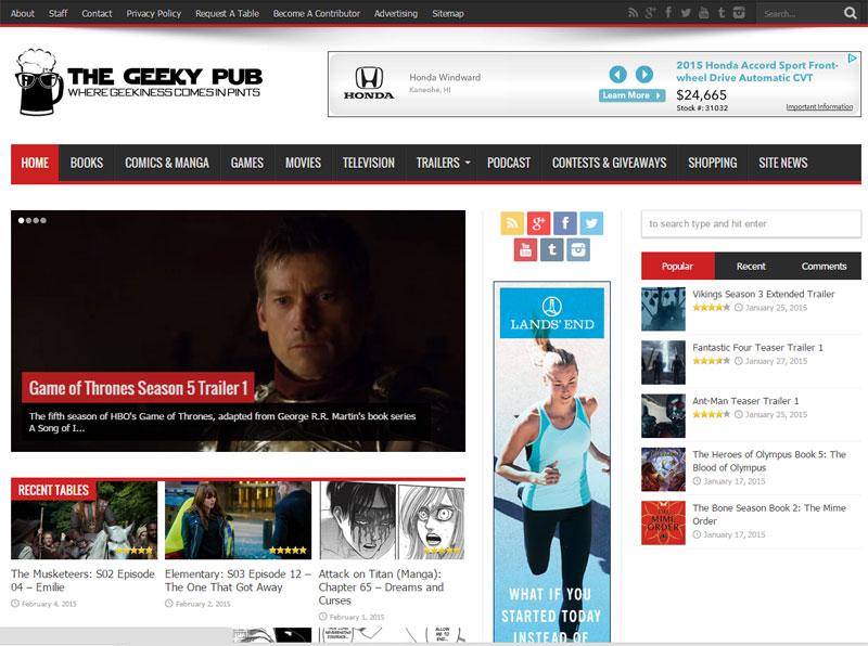 TheGeekyPub.com