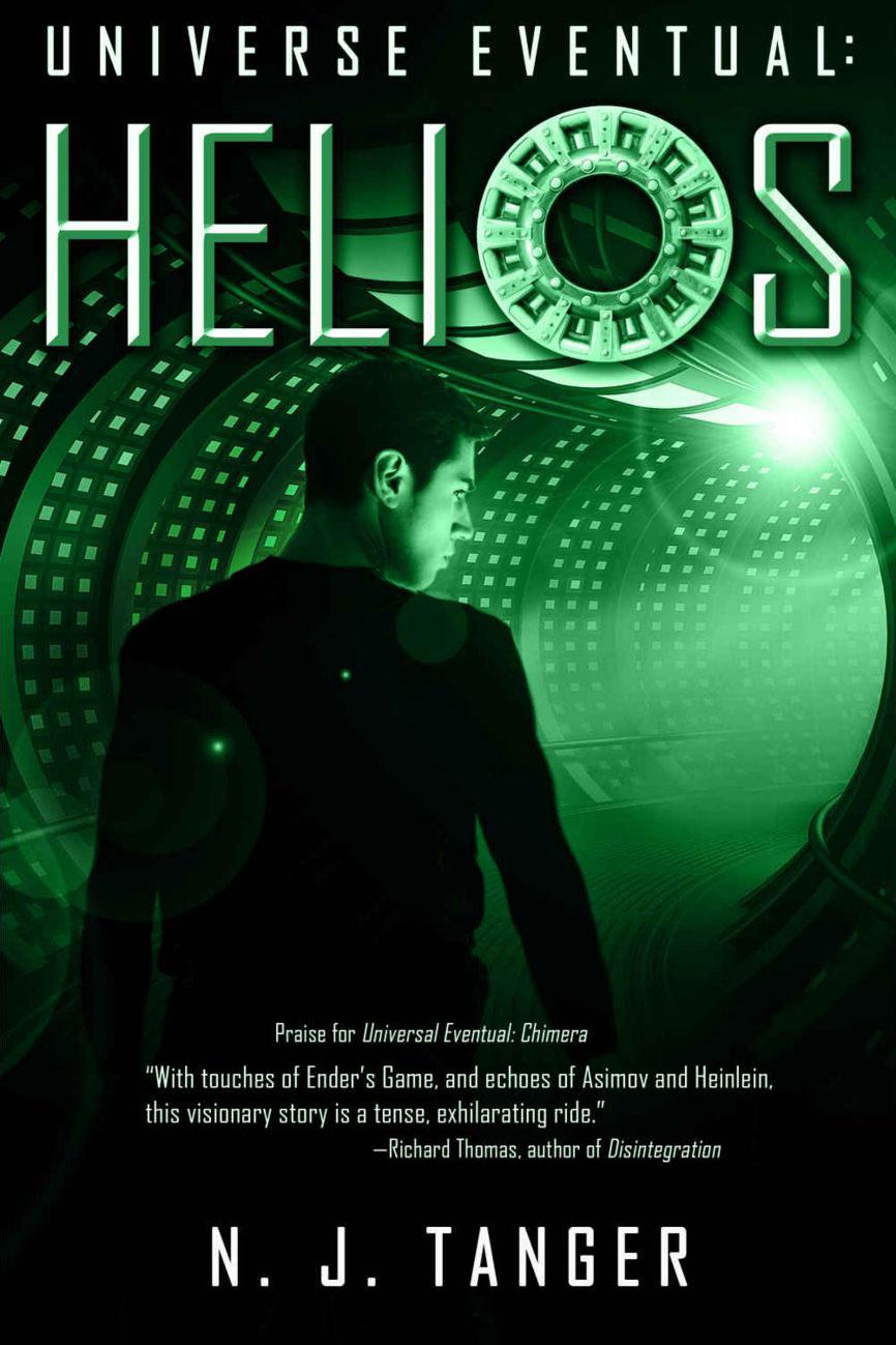 Helios by N.J. Tanger