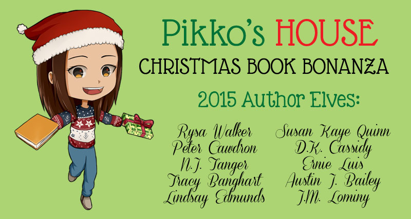Coming Soon: First Annual Christmas Book Bonanza