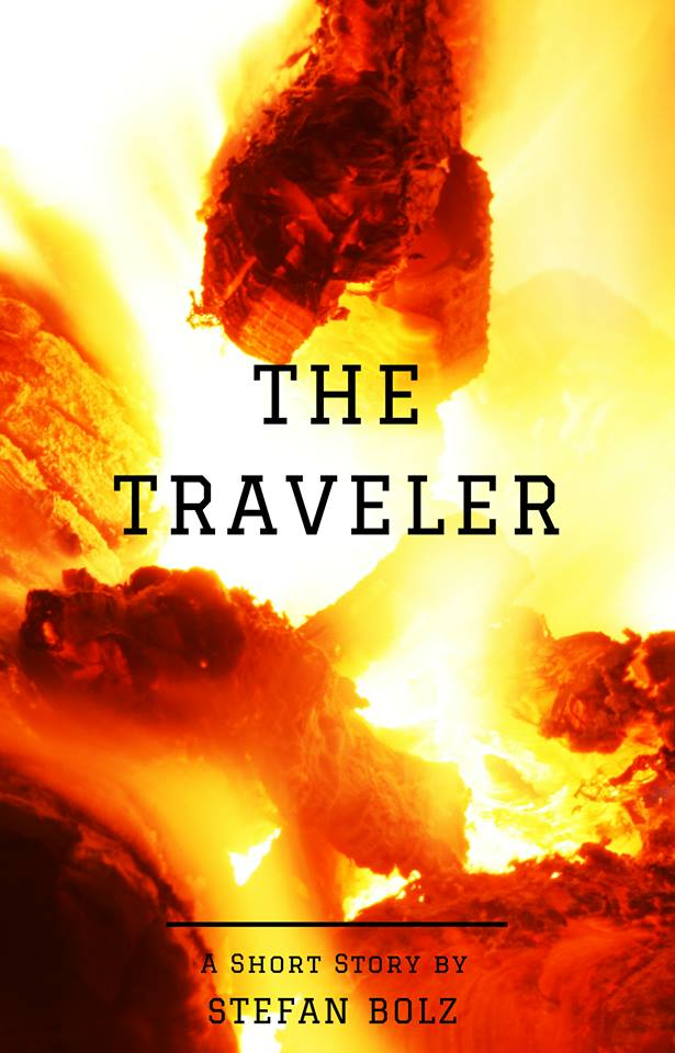 The Traveler by Stefan Bolz