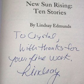 New Sun Rising: Ten Stories by Lindsay Edmunds