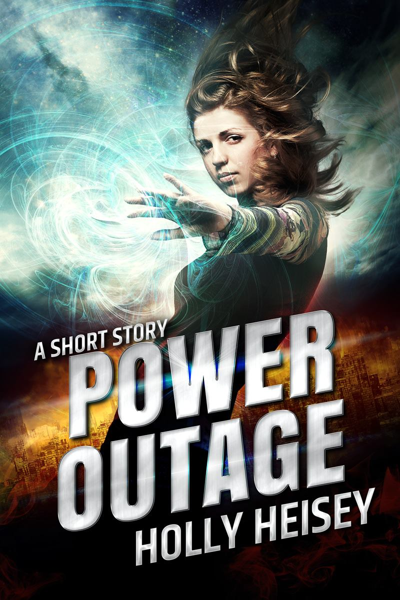 Power Outage by Holly Heisey