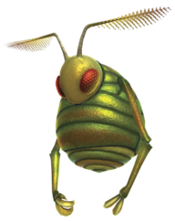 Swooping Snitchbug Pikipedia The Pikmin Wiki