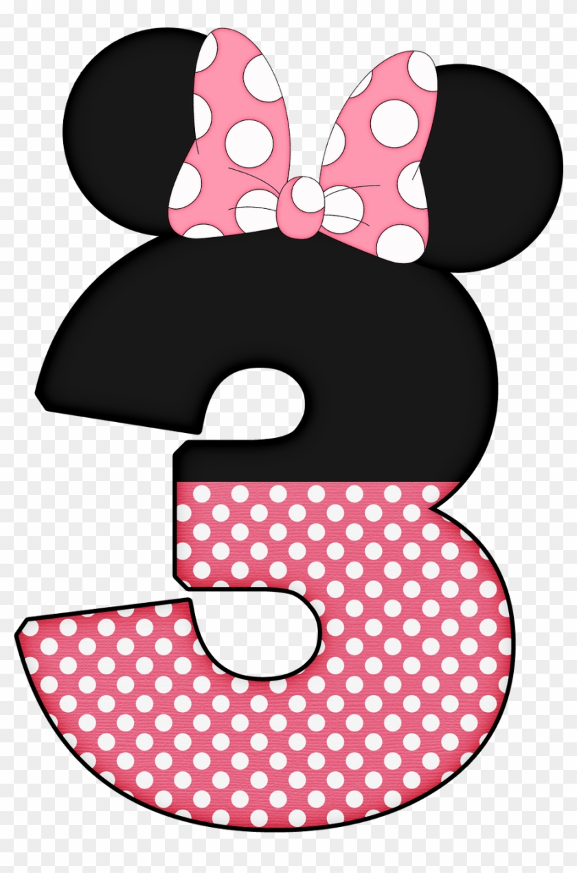 Minnie Mouse Birthday Clipart Minnie Mouse 3 Png Transparent Png 1532346 Pikpng