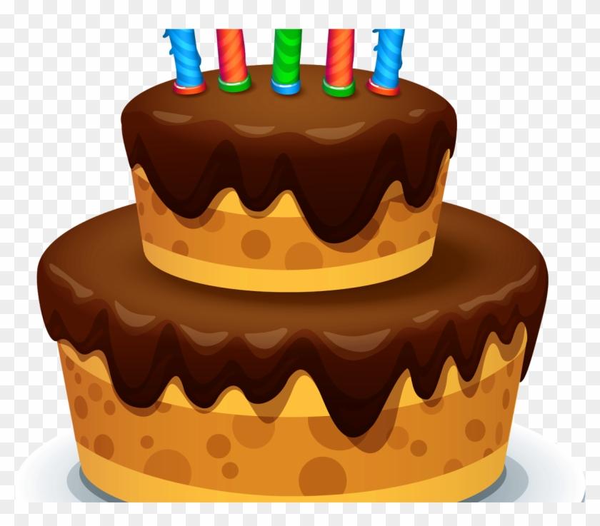 Amazing Birthday Cake Clip Art Transparent Background Boy Birthday Cake Clip Art Png Download 2290802 Pikpng