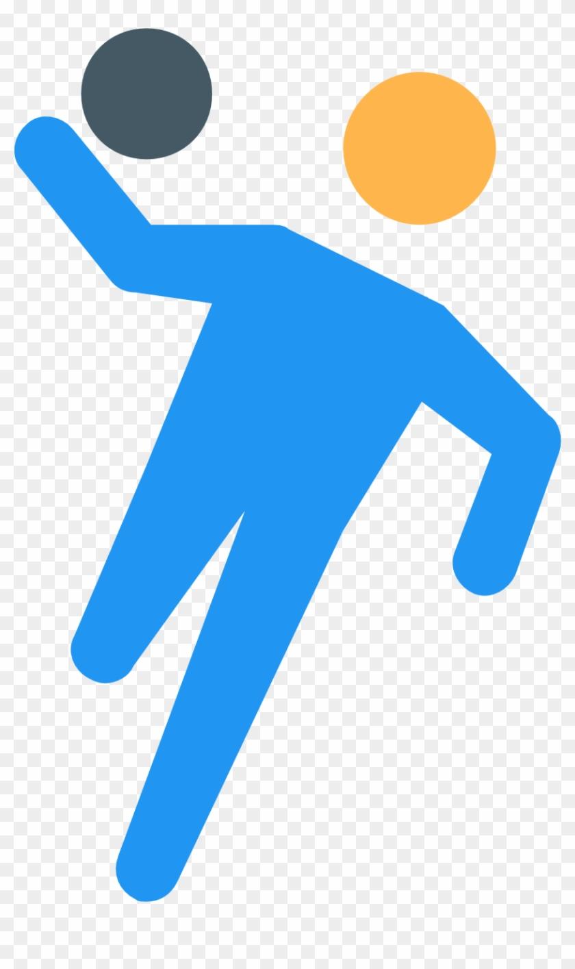 handball clipart 3407370 pikpng