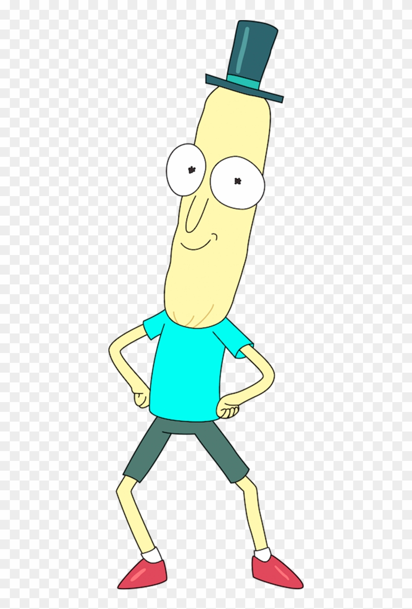 Rick And Morty Mr Poopy Butthole Drawing Png Download Rick And Morty Png Summer Clipart 3568759 Pikpng