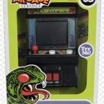 Tiny Arcade Ms Pac Man Miniature Arcade Game W Lights Arcade Classics Mini Centipede Clipart 5243412 Pikpng