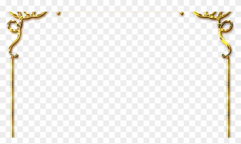 Frames Png Douradas Com Rosa Vermelhas Page Border Designs Flowers Clipart 5476482 Pikpng