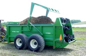 1190 Manure Spreader - 4