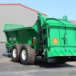 compost manure spreader