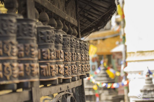 Swayambhunath – An afternoon spent