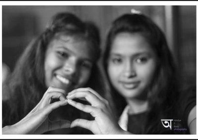 Portrait for Help-Portrait Kolkata 2013 - 9
