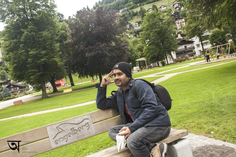 Engelberg Switzerland Town 14