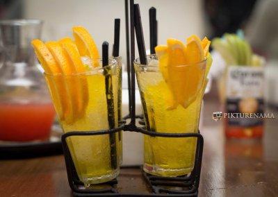 Afraa Lounge Kolkata the cutting cocktail