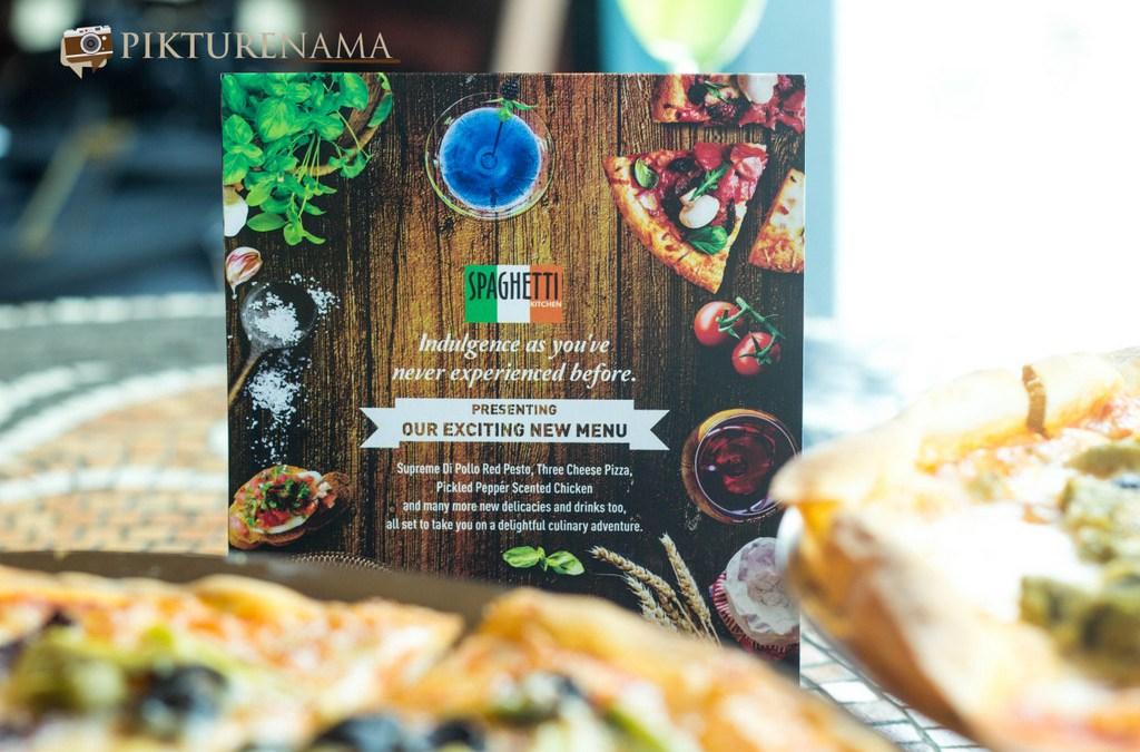 Spaghetti Kitchen Kolkata launches new menu