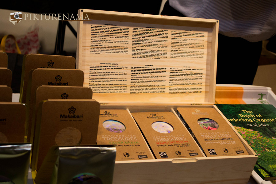 The Lalit Great Eastern Tea treasures Makaibari stall